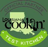 Louisiana Cookin' Logo